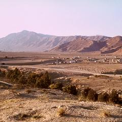 View from Gafsa Towards the West
