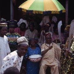 Iwude Chief Ajayi Obe