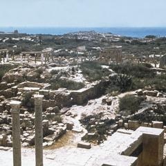 Overview of Leptis Magna