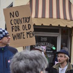 No Country For Old White Men