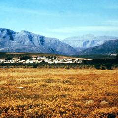Gitrusual and Cedarburg Mountains
