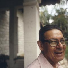 Antonio Molina at El Zamorano