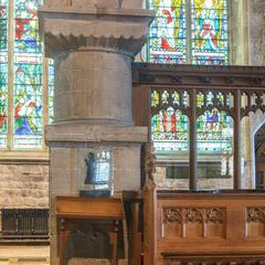 Ledbury St Michael's Church chancel arcade
