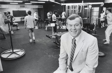David Berge, recreational sports
