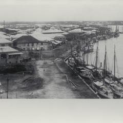 View of Iloilo, circa 1920-1930