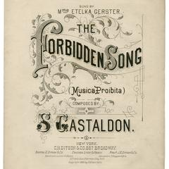 Forbidden song