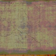 [Public Land Survey System map: Wisconsin Township 30 North, Range 03 East]