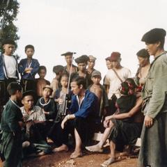 William W. Sage collection on Laos
