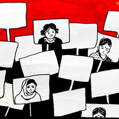 Sahiyar's Grassroots Feminist Political Posters in India
