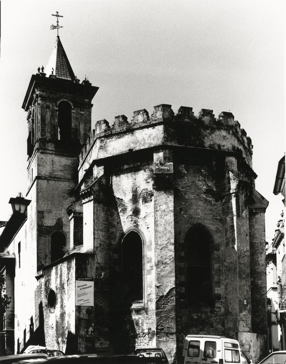 San Esteban de Sevilla