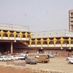 Jos market building