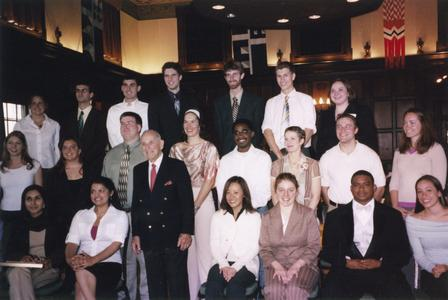 2006 Meyerhoff Undergraduate Award winners
