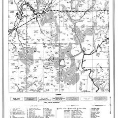 Parts of towns of Lake, Flambeau and Fifield