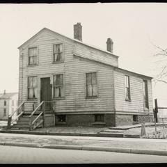 Home of Reverend Jason Lothrop