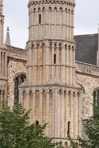 Rochester Cathedral southwest turret