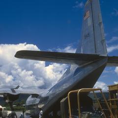 Air America C-123 cargo plane