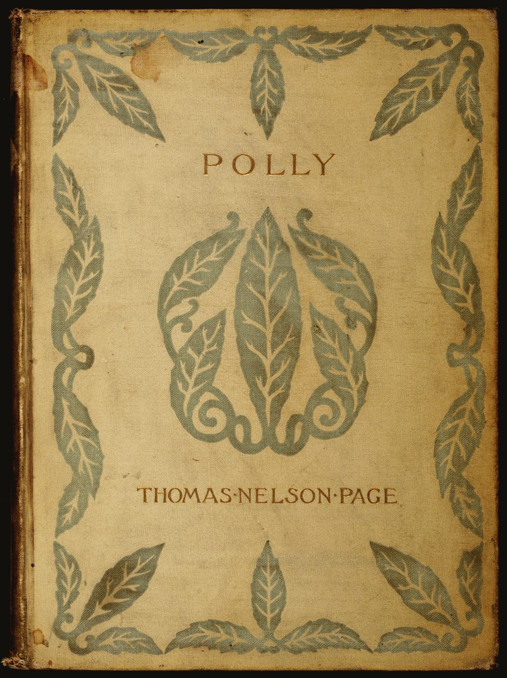 Polly : a Christmas recollection (1 of 2)