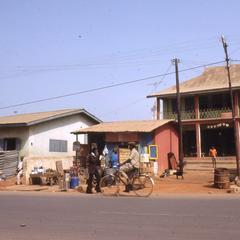 Shops on Okesa Street