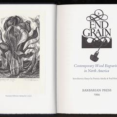 Endgrain : contemporary wood engraving in North America