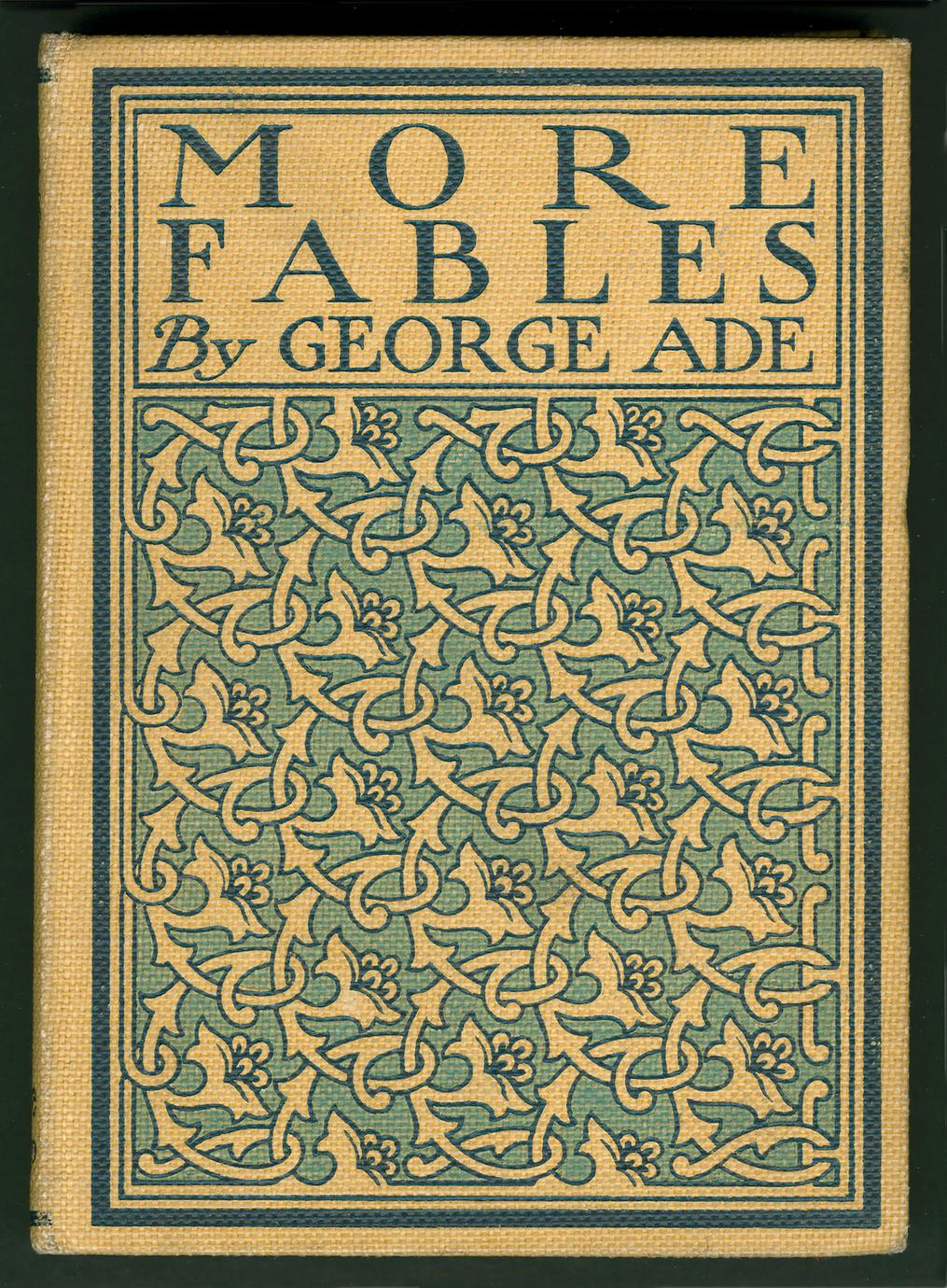 More fables (1 of 3)