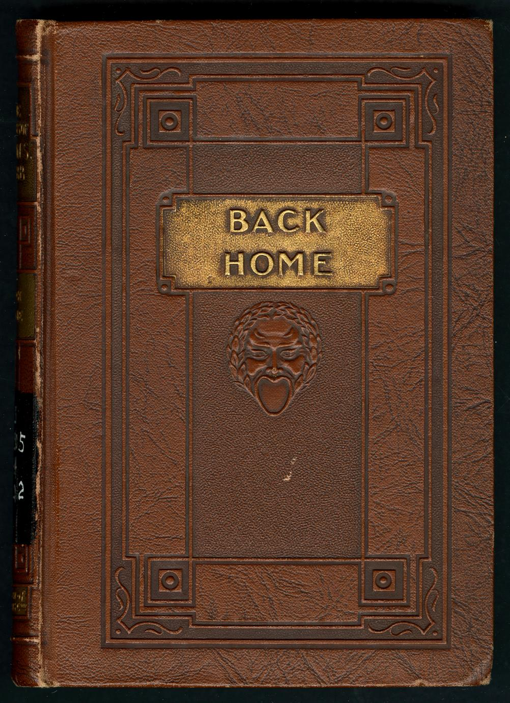 Back home : being the narrative of Judge Priest and his people (1 of 2)