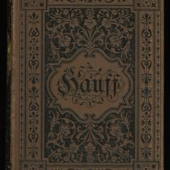 Wilhelm Hauff's sämmtliche Werke