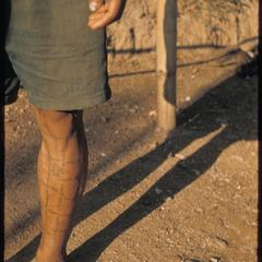 Tattoo detail -- Pak Beng
