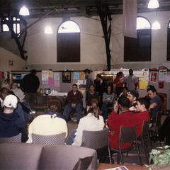 Multicultural Student Center event in 2000