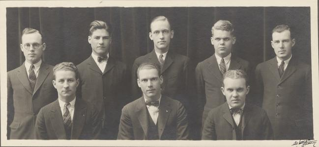 Men's Union Board 1922-1923