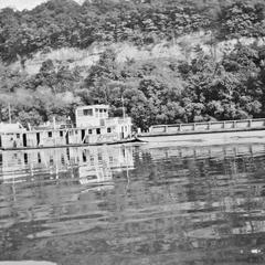 Gillette (Towboat, 1929?)
