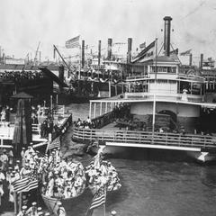 A.M. Halliday (Ferry, 1903-1954)