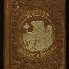 The ladies' and gentlemen's mirror of fortune; or, The analysis of life, illustrated by gems from the best writers, arranged in a new and original manner, for the entertainment of literary and social circles