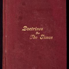 Doctrines for the times