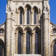 Beverley Minster southwest transept