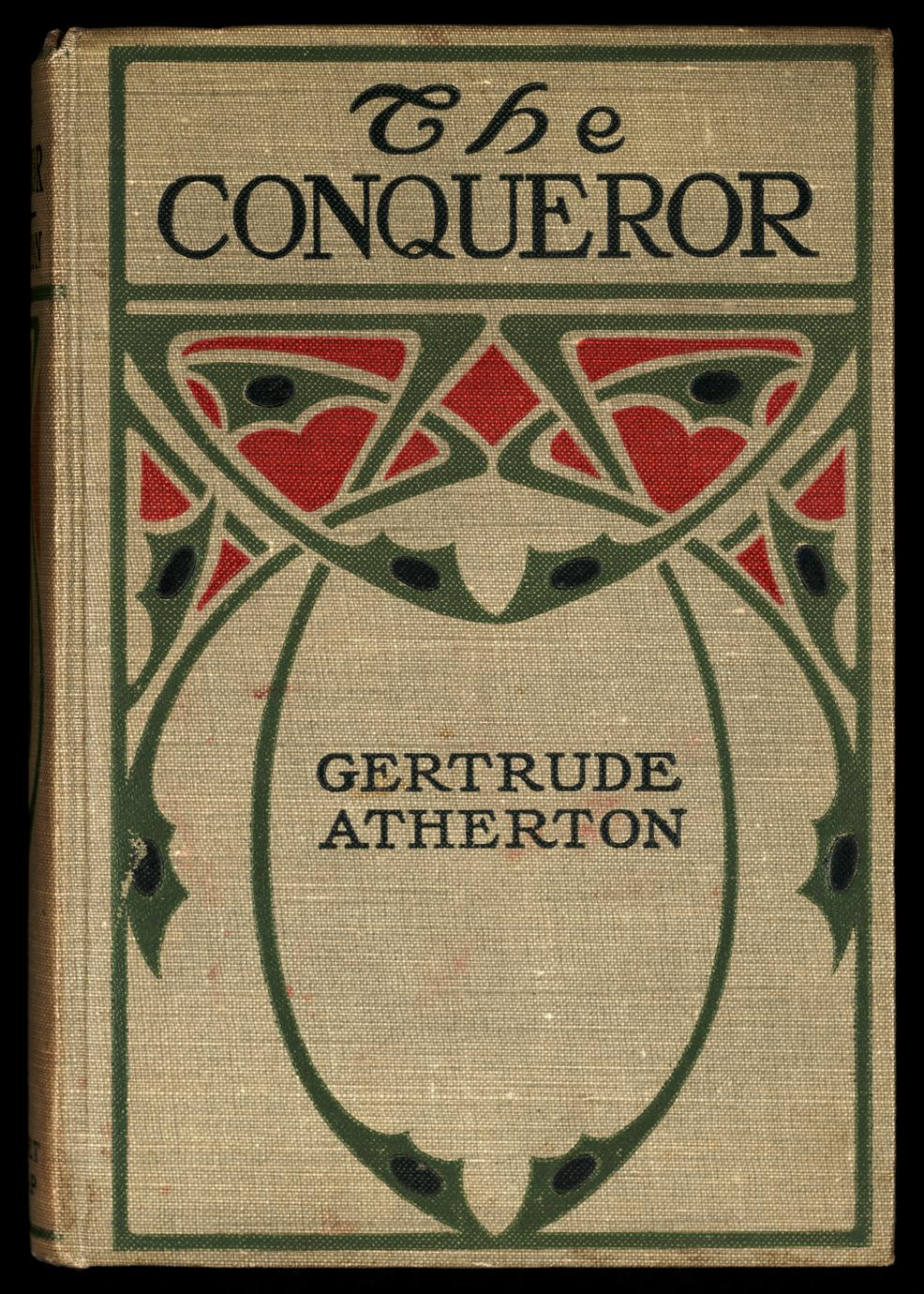 The conqueror : being the true and romantic story of Alexander Hamilton (1 of 2)