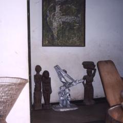 Silver art piece