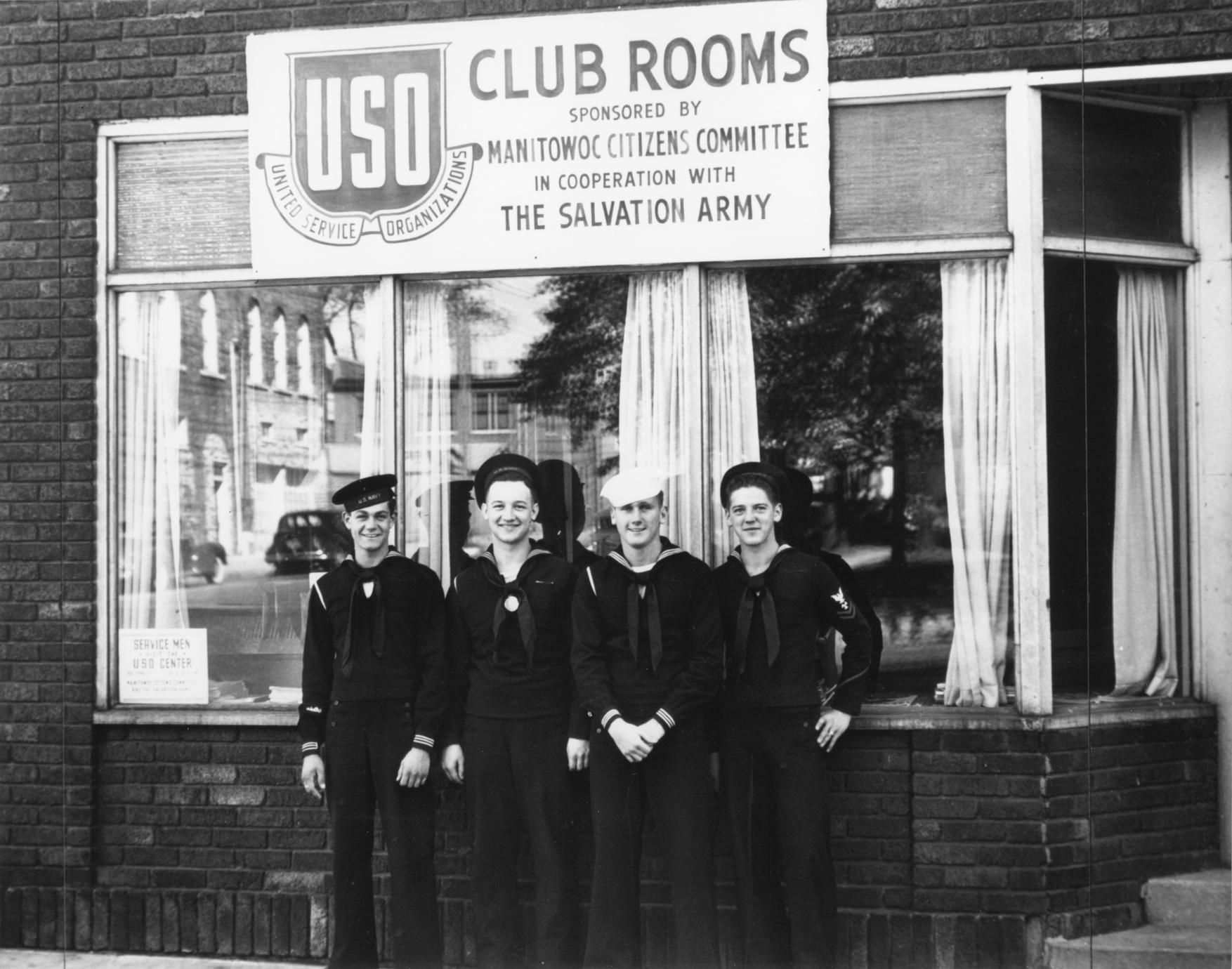 USO Club, Manitowoc, WI