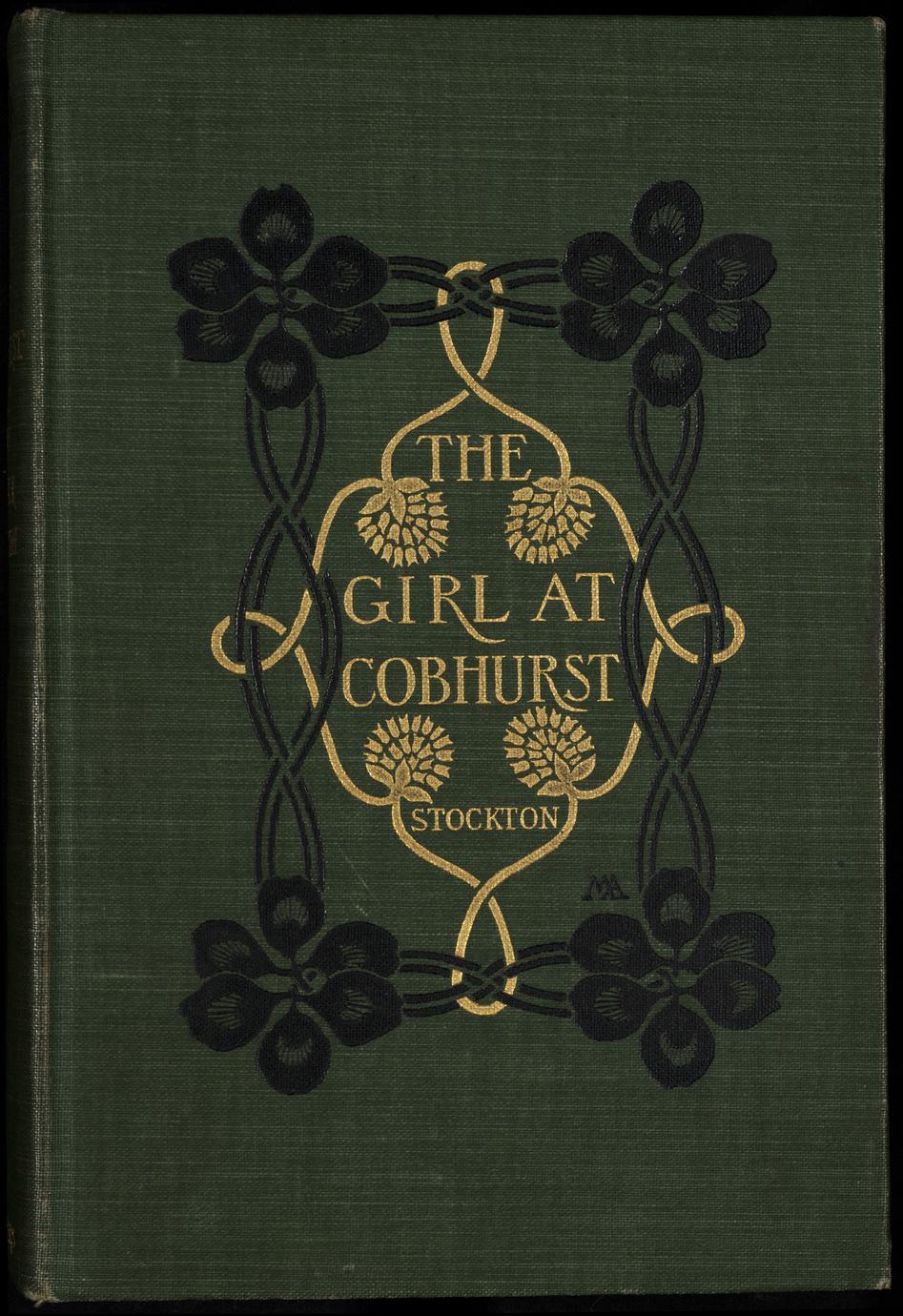 The girl at Cobhurst (1 of 3)