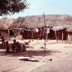 Home of Malick Sy in Diattar