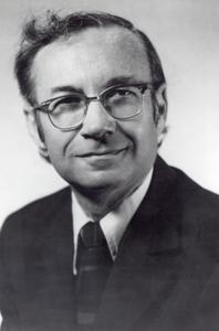 Howard E. Zimmerman, 1976 recipient of Norris Award