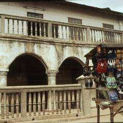 Agbo Folarin's father's house