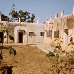 A Hausa Compound in Zaria
