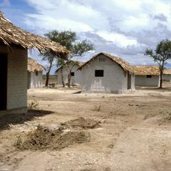 Housing for Drought Victims