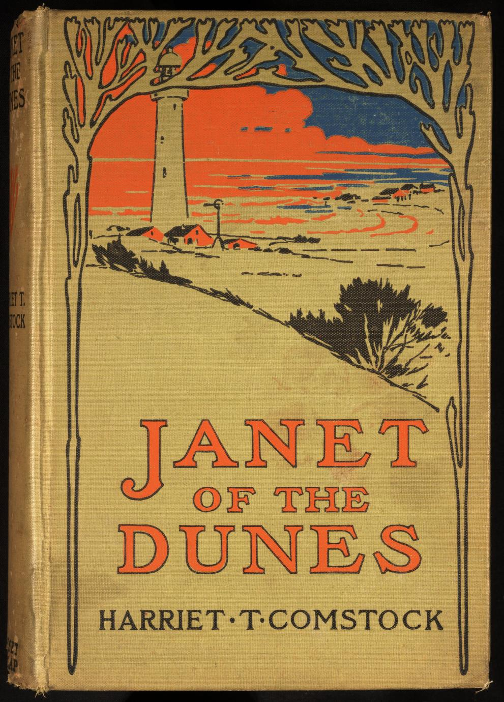 Janet of the dunes (1 of 2)