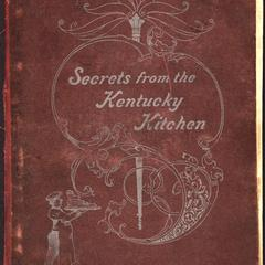Secrets from the Kentucky kitchen of the First Presbyterian Church, Covington, Kentucky