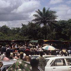 Ijesaland-Kiriji crowd