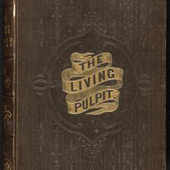The living pulpit ; or, Eighteen sermons by eminent living divines of the Presbyterian Church