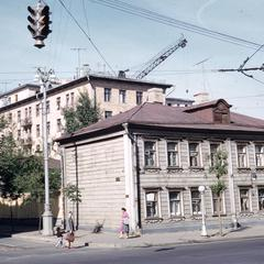 Russian neighborhood