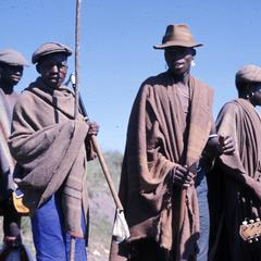Xhosa Transkei youth