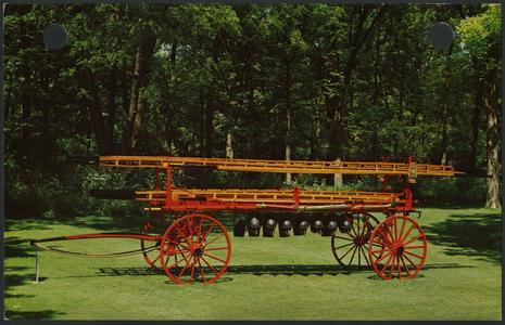 Pirsch fire wagon